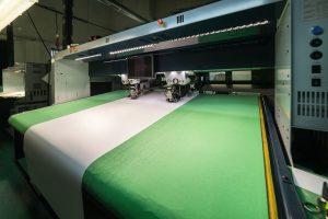 Segmento têxtil e vestuário